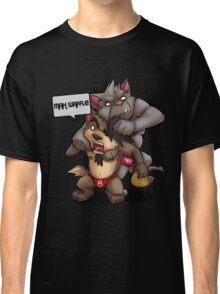 MAH WAFFLE!!! Classic T-Shirt