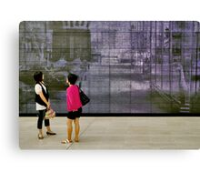 National Museum Singapore Canvas Print