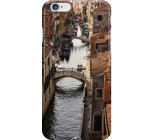 Red Roofs of Venice iPhone Case/Skin