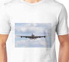 Emirates Airbus A380 Unisex T-Shirt