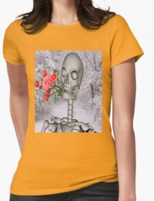 Looking Forward to Spring Womens Fitted T-Shirt