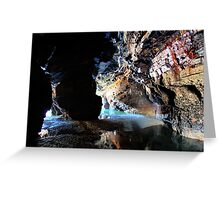 Cavescape - Ballybunion Greeting Card