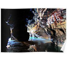 Cavescape - Ballybunion Poster