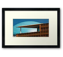 berlin architecture Framed Print