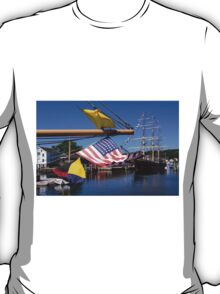 Summer Seaport T-Shirt