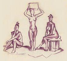 Box Ladies by House