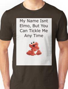 Funny Elmo Unisex T-Shirt