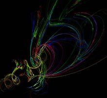 Spiral Chaos by Doug Greenwald