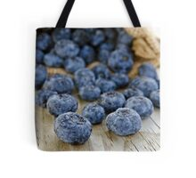 Blueberry Bag Tote Bag