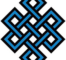 Endless knot by Richard Heyes