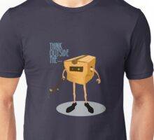 Think outside the... Unisex T-Shirt