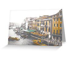 The Ventenian Facades Greeting Card