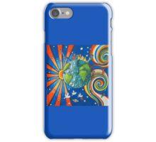 She Dreams of Adventure iPhone Case/Skin