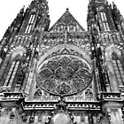 St. Vitus' Cathedral by irascible