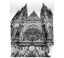 St. Vitus' Cathedral Poster