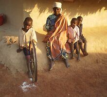 A grandmother with orphaned children, Malawi by UnitedWithHope