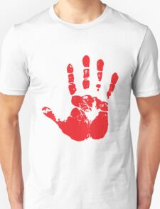 Red handed T-Shirt