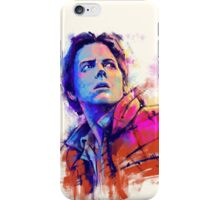 Marty iPhone Case/Skin