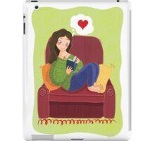 Book love iPad Case/Skin