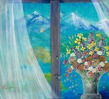 Summer Breeze by AngelArtiste