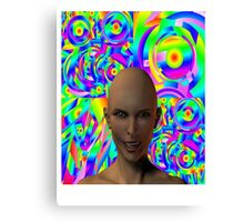 Its all in your mind Canvas Print