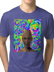 Its all in your mind Tri-blend T-Shirt