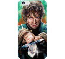 Bilbo The Hobbit iPhone Case/Skin