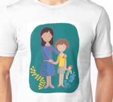 Mother love  Unisex T-Shirt