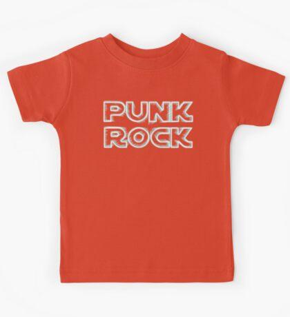 Punk Rock Kids Tee