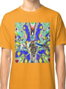 Warrior in Colour Classic T-Shirt