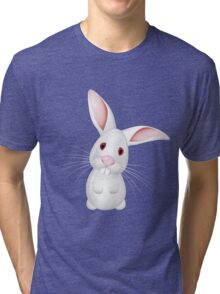Cute little rabbit Tri-blend T-Shirt
