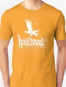 Blackbird Halfbreed - White Ink - an Aaron Paquette T-Shirt