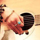 Guitar by Mimi-93