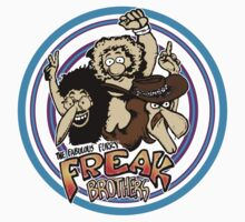 Freak Brothers! by Jeff East