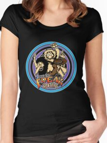 Freak Brothers! Women's Fitted Scoop T-Shirt