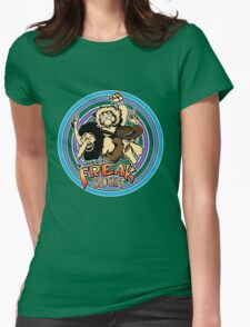 Freak Brothers! Womens Fitted T-Shirt