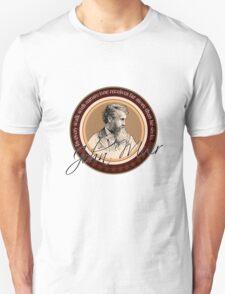 John Muir  Unisex T-Shirt