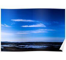 Beach Sky Poster