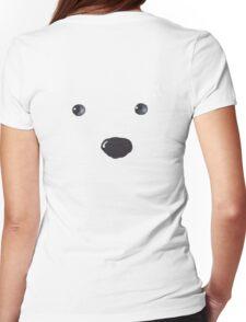 Snowdrift  Womens Fitted T-Shirt