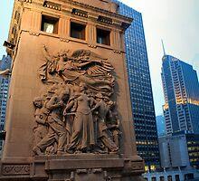 Regeneration - The Chicago Bridge by Bart Heird