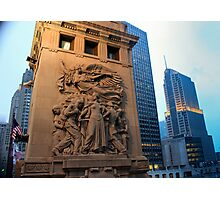 Regeneration - The Chicago Bridge Photographic Print