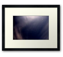 Typical Apple Mac Background Framed Print