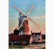 Cley windmill Norfolk T-Shirt
