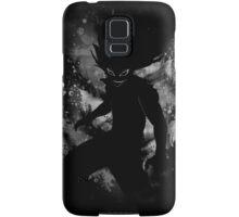 Iron-Shadow power Samsung Galaxy Case/Skin