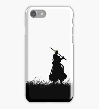 Zoro iPhone Case/Skin
