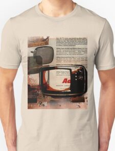 cool geeky tech Retro Vintage TV television Nostalgia T-Shirt