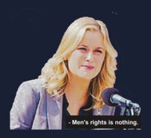 """""""Men's Rights is Nothing."""" Kids Clothes"""