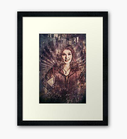 Kaylee Frye Framed Print