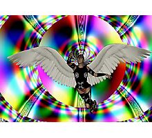 Angel Warrior Photographic Print