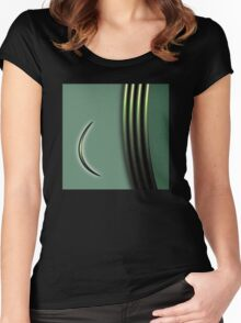 the cello Women's Fitted Scoop T-Shirt